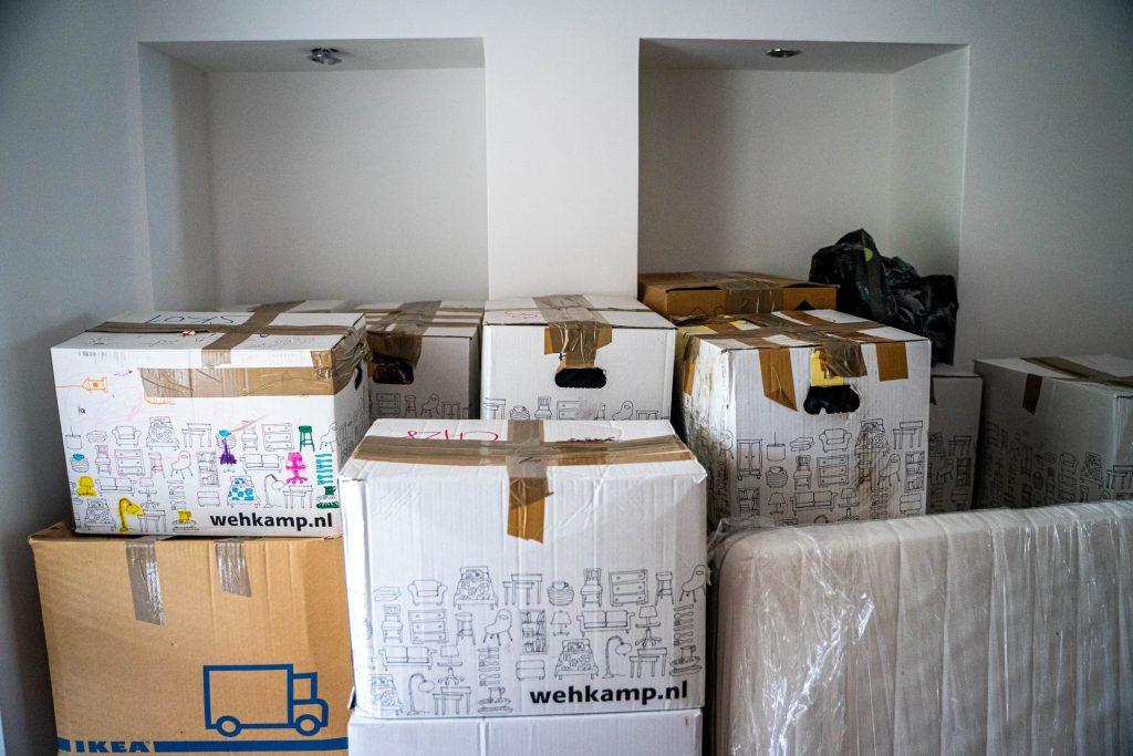 Déménagement : comment planifier, emballer et rester organisé